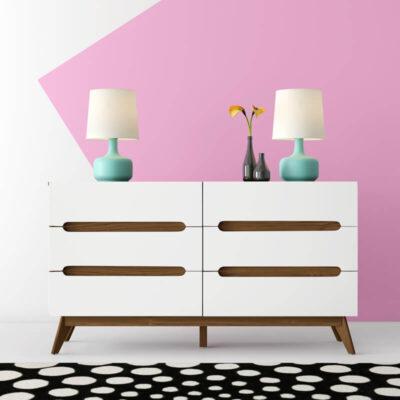Dresser Scandinavian Minimalis