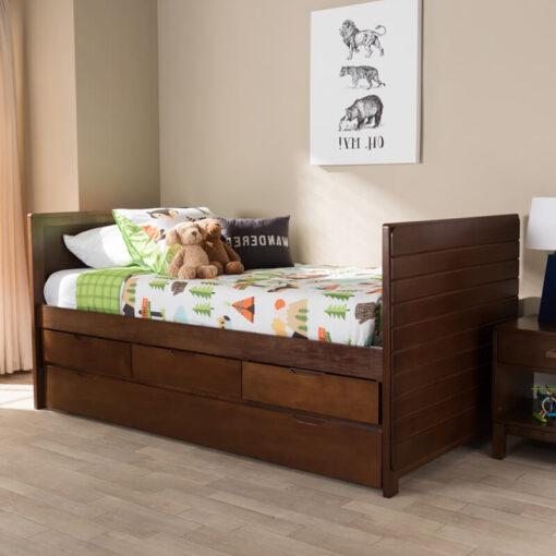 Tempat Tidur Anak Jati Terbaru